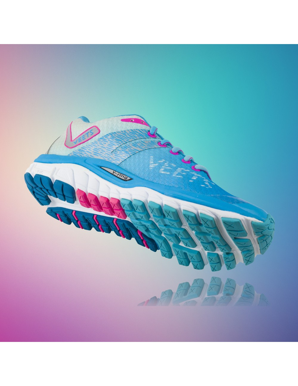 bas prix 4d53e 575b5 Chaussures Running VEETS Inside 2.0 pour femme Pointure 38