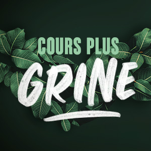 Cours plus green