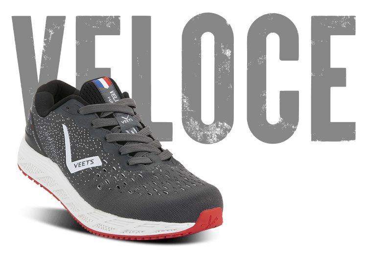 Chaussure running made in france homme Veloce MIF3