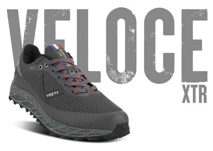 Chaussure trail made in france homme Veloce XTR MIF3
