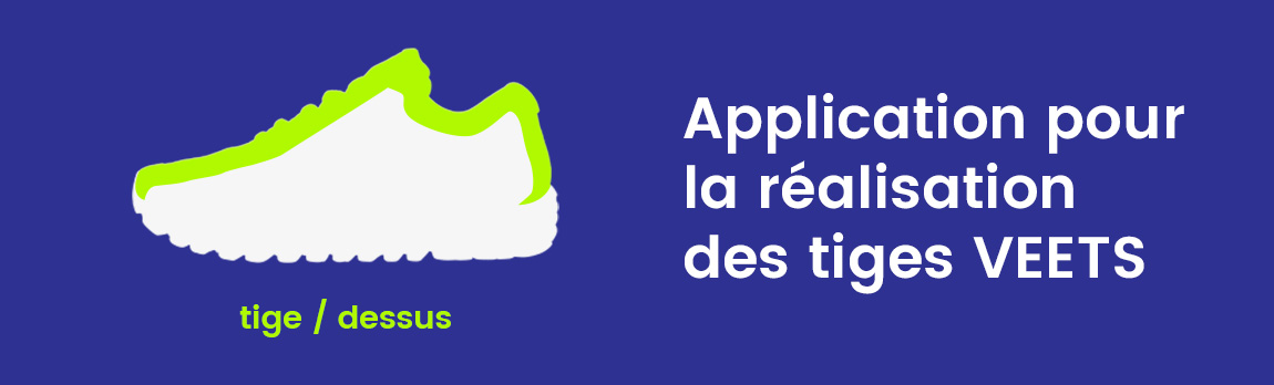 Application du tissu Ecoveets
